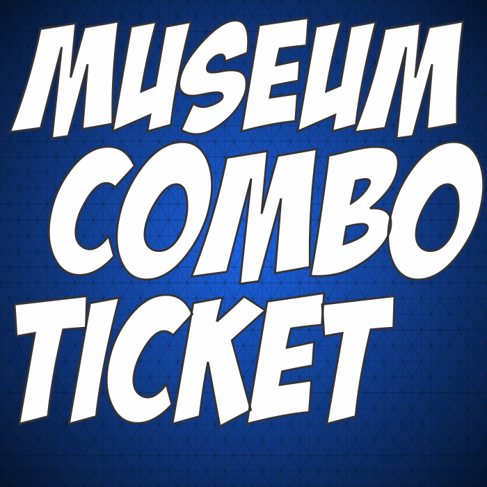 The Museum Combo - includes both historical museums and farmyard