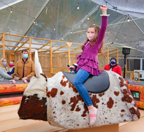 """The Bull Ride Challenge - Can you beat """"The Beast"""""""